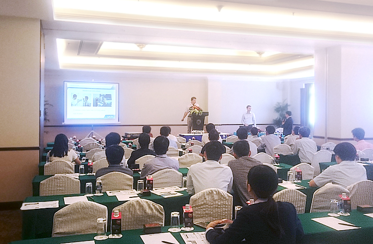 LIT Product Seminar in Vietnam